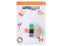 Knobelspiel/GeduldspielMagic Cube Gliederschlange (klein)