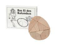 Knobelspiel/GeduldspielMini Puzzle Das Ei des Kolumbus