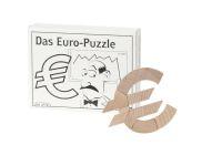 Knobelspiel/GeduldspielMini Puzzle Das Euro-Puzzle