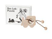 Knobelspiel/GeduldspielMini Puzzle Das Lok-Puzzle