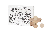 Knobelspiel/GeduldspielMini Puzzle Das Zahlen-Puzzle