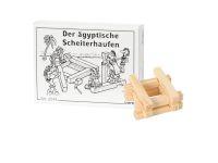 Knobelspiel/GeduldspielMini Puzzle Der Ägyptische Scheiterhaufen