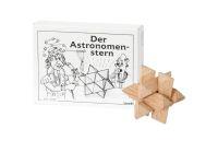 Knobelspiel/GeduldspielMini Puzzle Der Astronomen-Stern