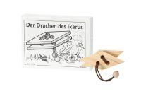 Knobelspiel/GeduldspielMini Puzzle Der Drachen des Ikarus