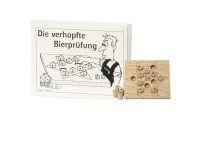 Knobelspiel/GeduldspielMini Puzzle Die verhopfte Bierprüfung