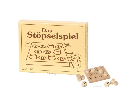 Knobelspiel/GeduldspielMini Spiel Das Stöpselspiel