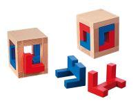 Packwürfel 4 Caged Puzzle