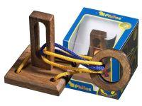 Seilpuzzle Verrückter Ring