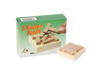 Taschenpuzzle Das T-Pausen Puzzle