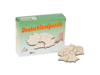 Knobelspiel/GeduldspielTaschenpuzzle Deutschland-Puzzle