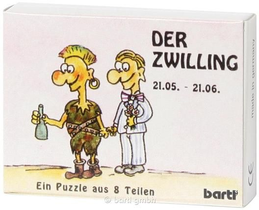 Bartl Puzzle hier Zwilling Puzzles & Geduldspiele