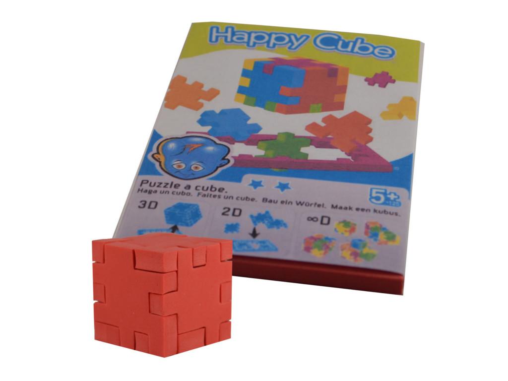 Knobelspiel/GeduldspielHappy Cube (1er)