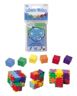 Knobelspiel/GeduldspielHappy Cube Micro Cube (6er)