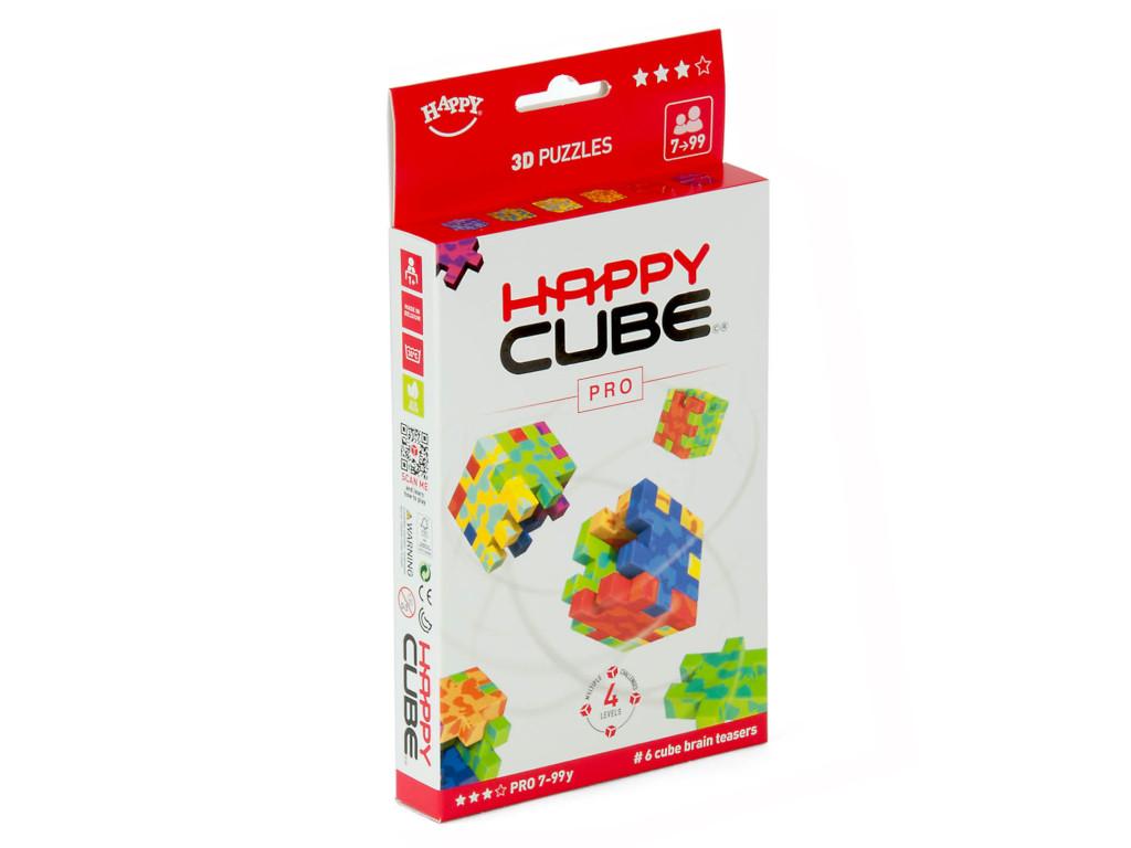 Knobelspiel/GeduldspielHappy Cube Pro 6er Pack