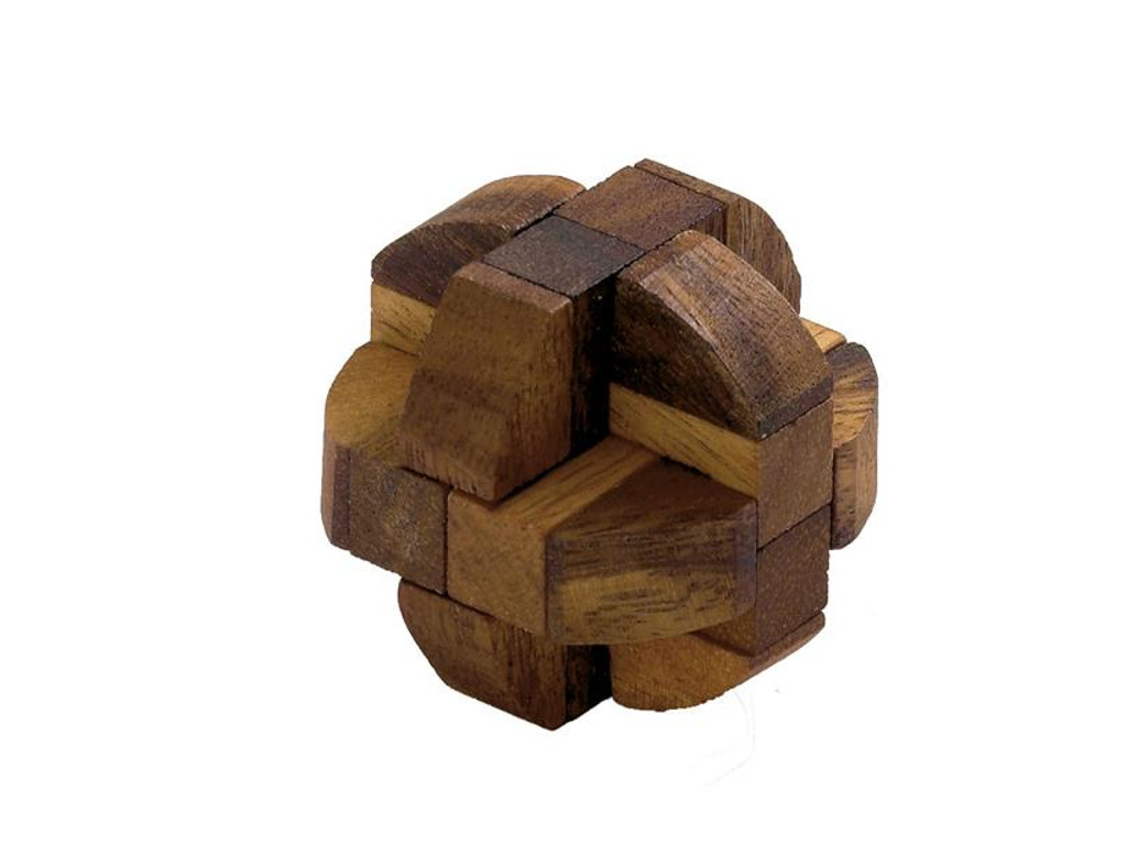 Holzknoten Orion
