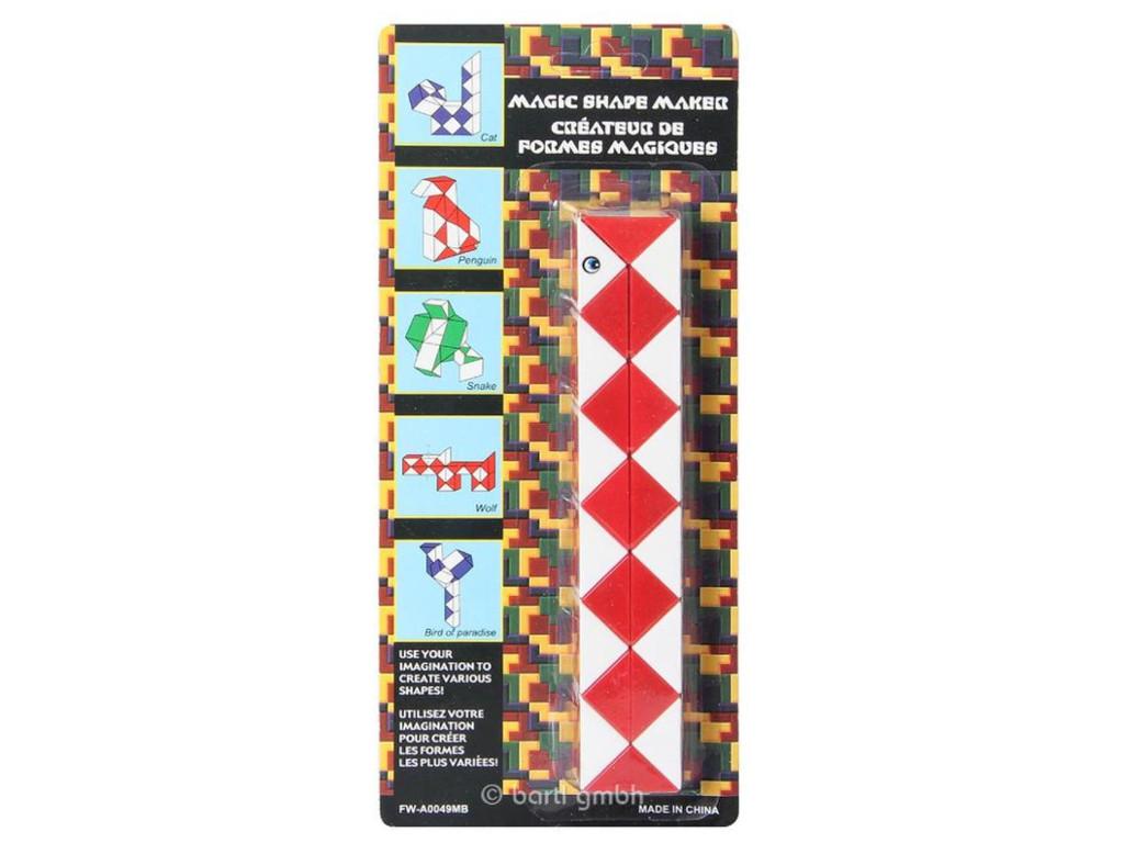 Knobelspiel/GeduldspielMagic Cube Gliederschlange