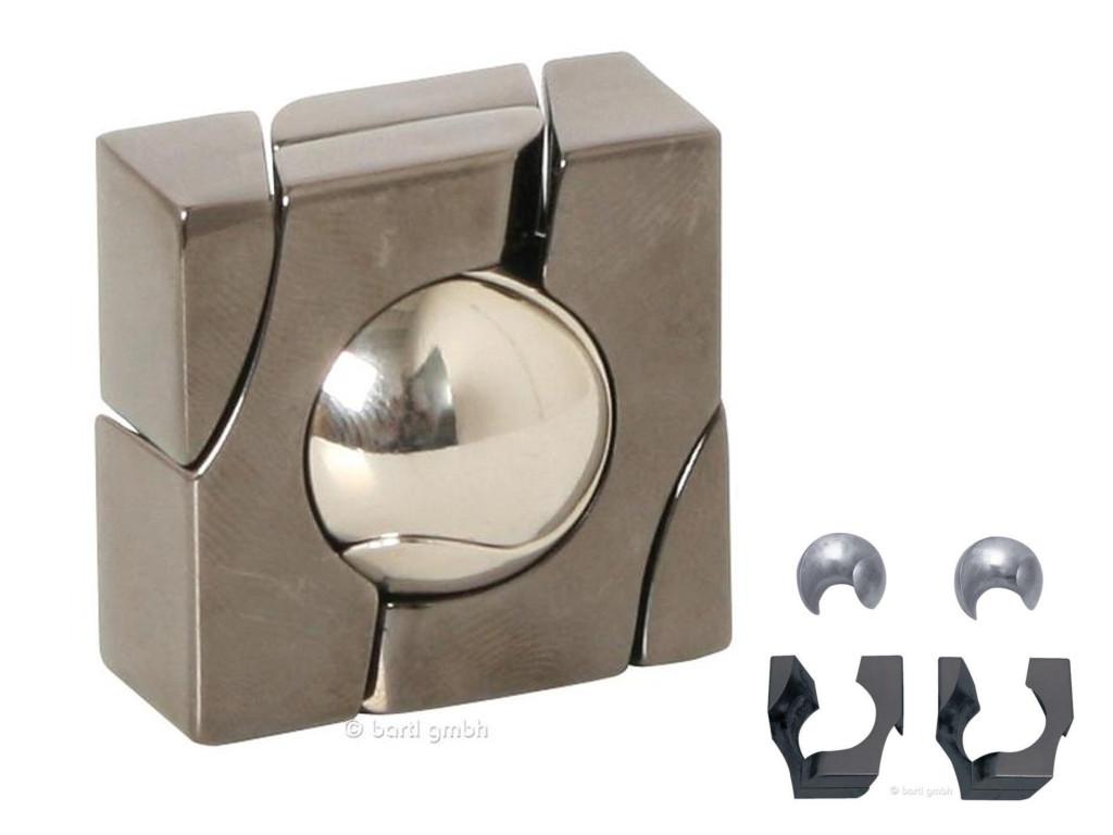 Knobelspiel/GeduldspielHuzzle Cast Puzzle Marble