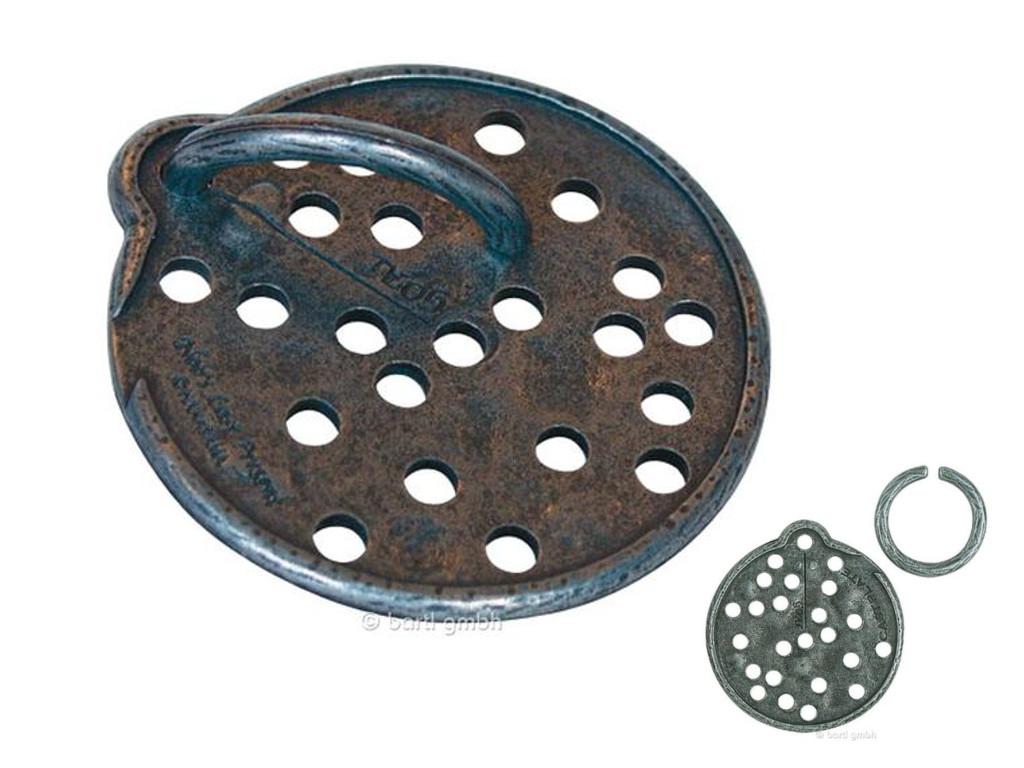 Knobelspiel/GeduldspielMetall Cast Puzzle Plate