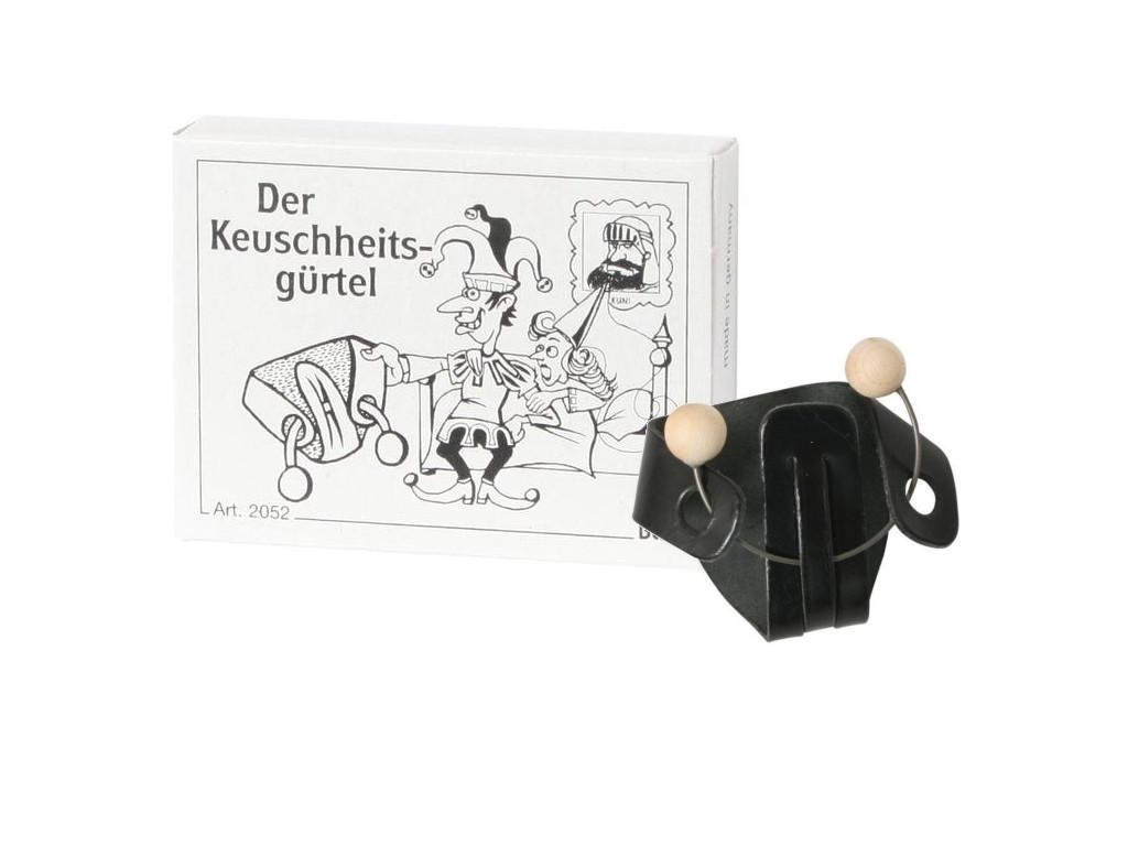 Mini Puzzle Der Keuschheitsgürtel