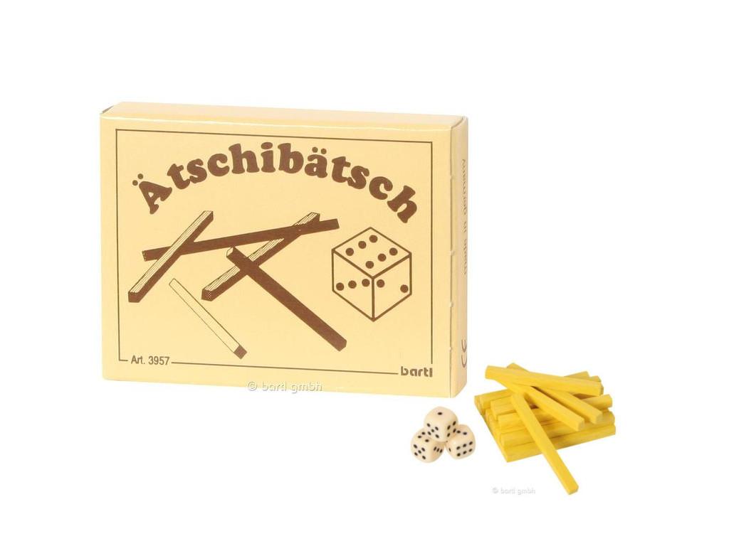 Knobelspiel/GeduldspielMini Spiel Ätschibätsch