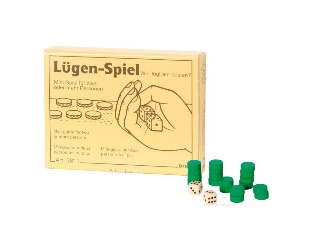 Knobelspiel/GeduldspielMini Spiel Lügen-Spiel