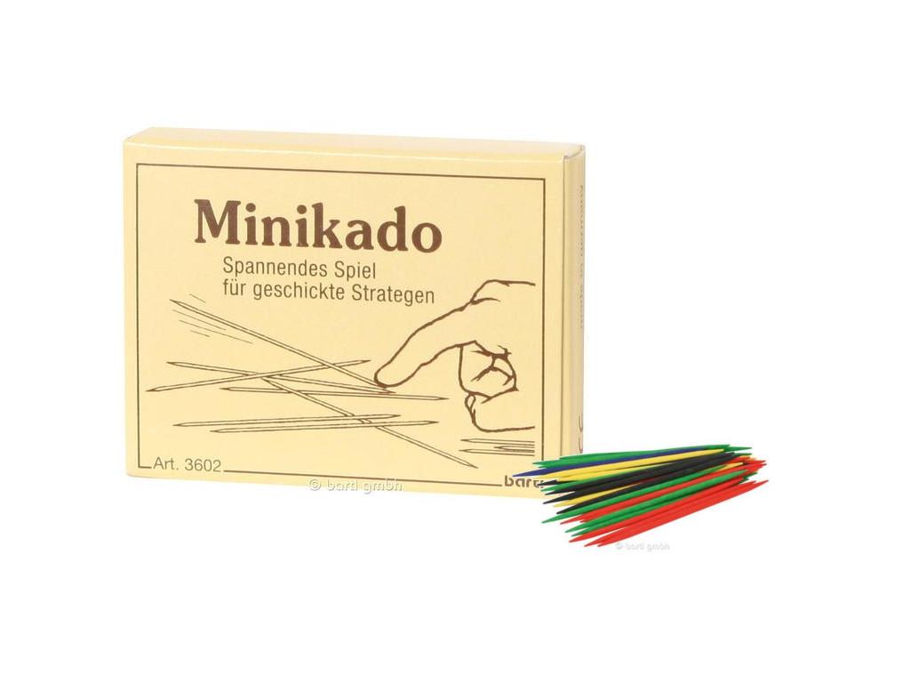 Mini Spiel Minikado