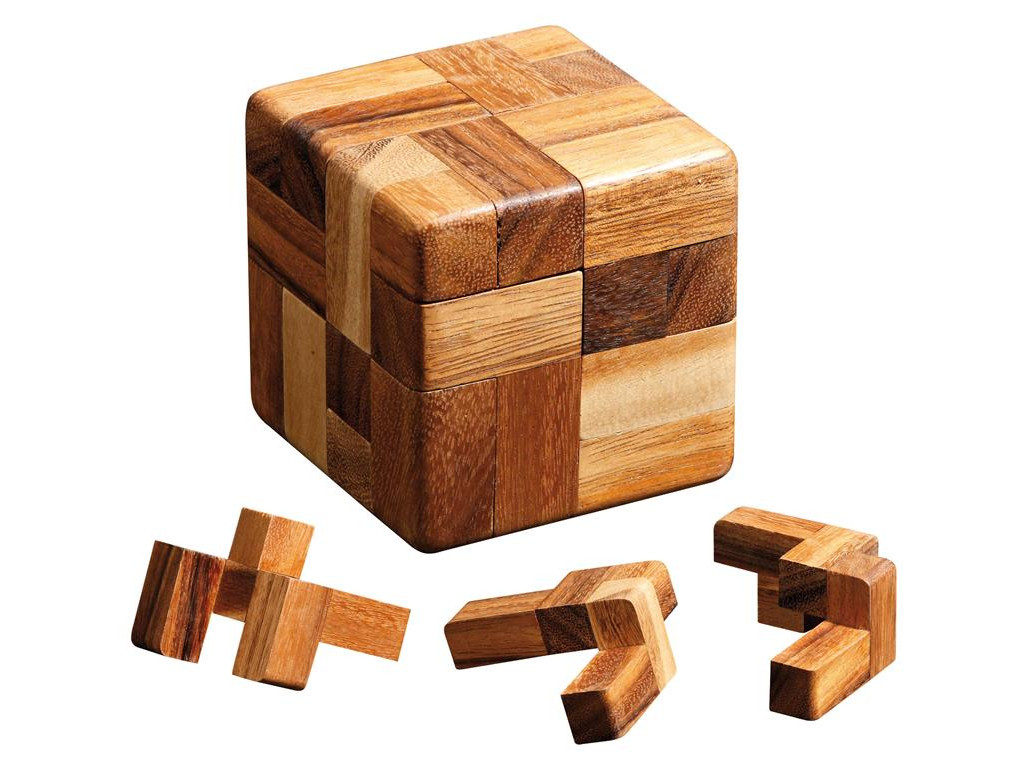 Packwürfel Cube of 7