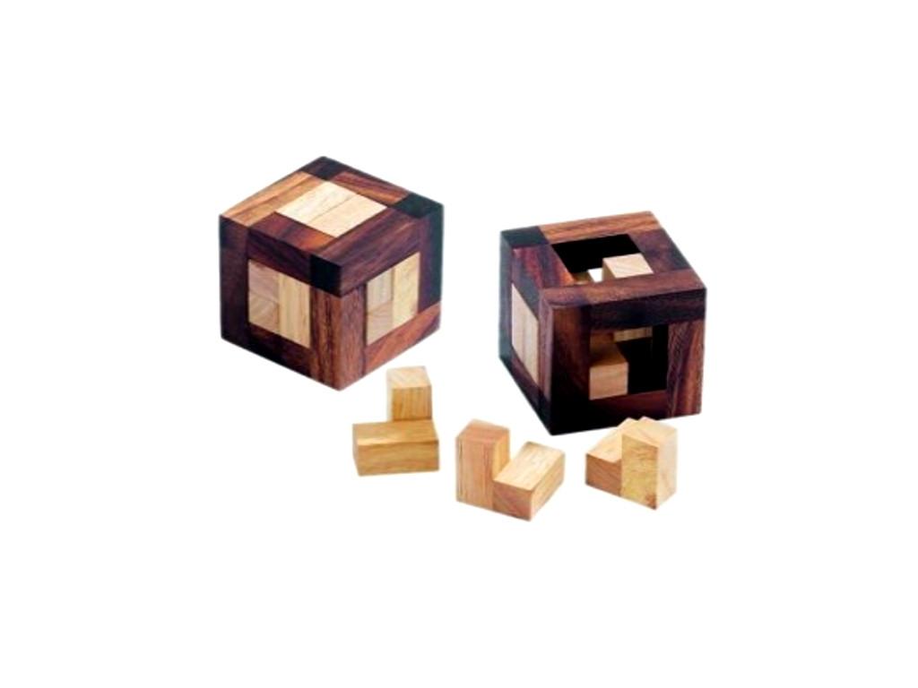 Knobelspiel/GeduldspielPackwürfel Eightpack
