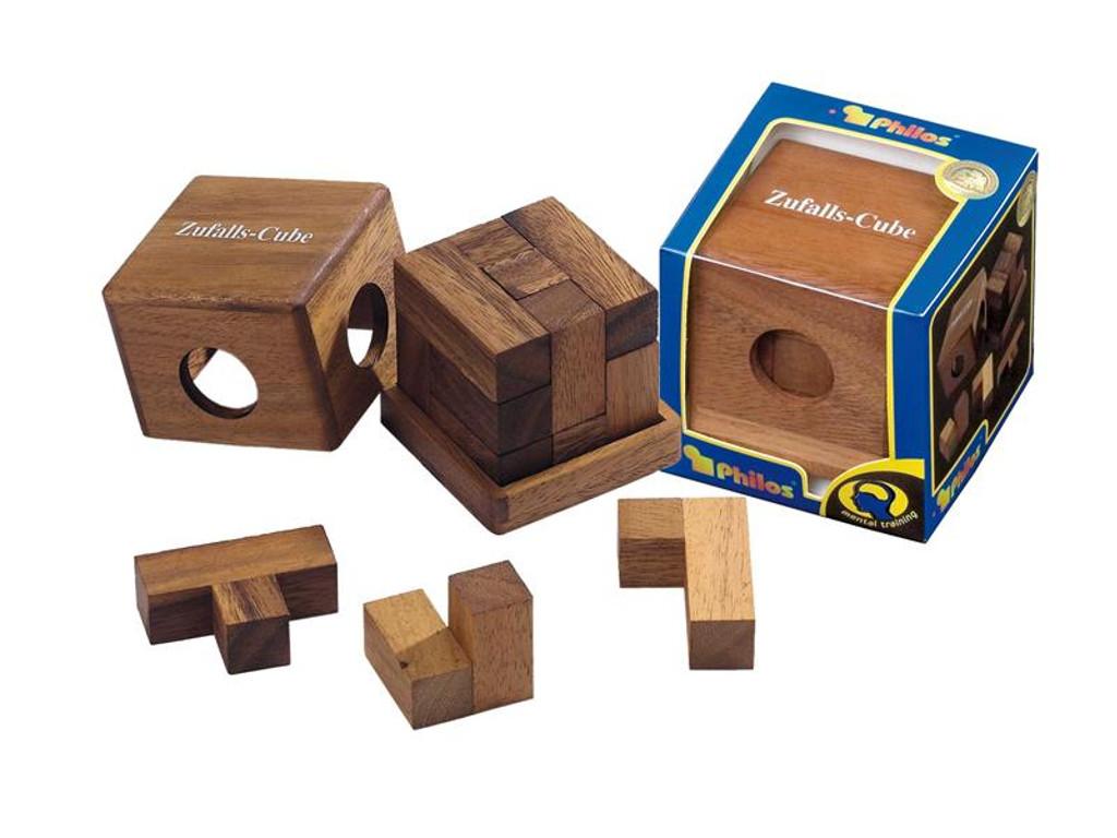 Packwürfel Zufalls-Cube