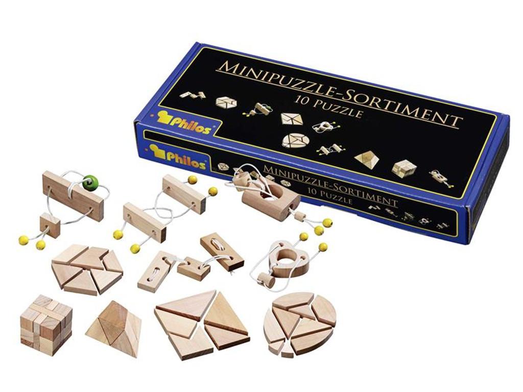 Puzzle Variante Minipuzzle-Sortiment