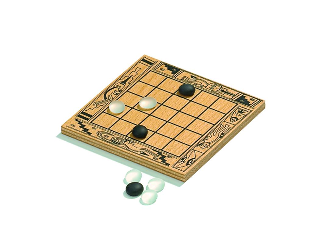 Knobelspiel/GeduldspielPuzzle Variante 3 Against 5