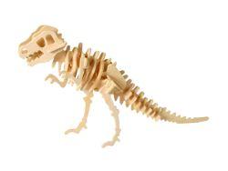 Knobelspiel/Geduldspiel3d Holzpuzzle Dinosaurier Tyrannosaurus