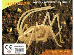 3D Holzpuzzle Grille