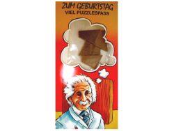 Geburtstagskarte Einstein