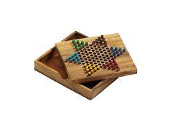 Knobelspiel/GeduldspielGesellschaftsspiel Halma,standard