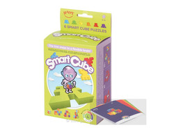 Knobelspiel/Geduldspiel Happy Cube Smart Cube