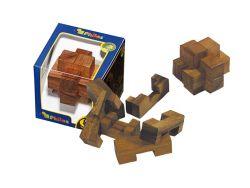 Knobelspiel/GeduldspielHolzknoten Teufelsknoten