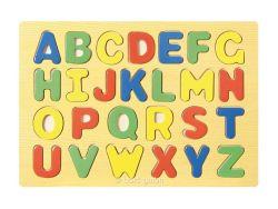 Kinderpuzzle Steckpuzzle ABC