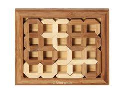 Knobelspiel/GeduldspielLegespiel 0-9 Puzzle