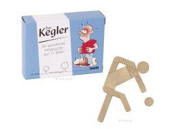 Knobelspiel/GeduldspielLegespiel Der Kegler