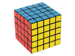 Knobelspiel/Geduldspiel Magic Cube 5 x 5 x 5