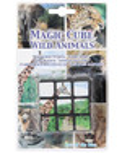 Magic Cube Wilde Tiere