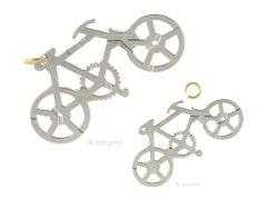 Knobelspiel/GeduldspielMetall Cast Puzzle Bike