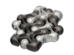 Metall Cast Puzzle Dot