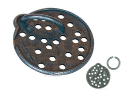 Metall Cast Puzzle Plate