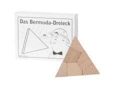 Knobelspiel/GeduldspielMini Puzzle Das Bermuda-Dreieck