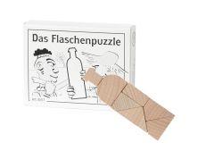 Knobelspiel/GeduldspielMini Puzzle Das Flaschenpuzzle