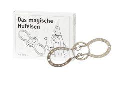 Knobelspiel/GeduldspielMini Puzzle Das magische Hufeisen,mini