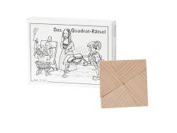 Knobelspiel/GeduldspielMini Puzzle Das Quadrat-Rätsel
