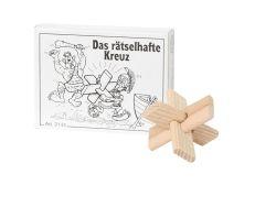 Mini Puzzle Das rätselhafte Kreuz